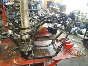1994 Honda Shadow Vt 1100 Vt1100 Motorcycle Frame Straight Chassis