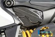 Ilmberger Gloss Carbon Fibre Left Right Camshaft Covers Ducati 899 Panigale 2015