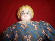 Vintage Old Collectible Antique 1900and039s Porcelain Baby Doll Dolls Collectibles