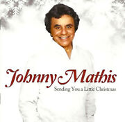 Johnny Mathis - Sending You A Little Christmas Cd 2013 Columbia Mint