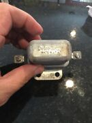 Nos 1964-74 Chevy Truck Low Air Pressure Warning Relay Brakes 1116882