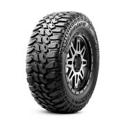 4 New Radar Renegade R7 M/t - Lt37x12.50r20 Tires 37125020 37 12.50 20