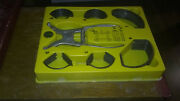 Ulmia Miter Clamp Set With Spring Steel Rings Complete