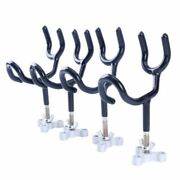 8pcs Excellent Amarine-made Sure Grip Steel 20 Degree Angle Rod Holder Ean New