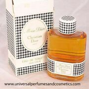Miss Dior By Christian Dior 224 Ml Edt Rareultra Hard To Find Vintage