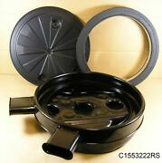 1957 Pontiac-58 Chevy Tri Power Air Cleaner W/ Filter Sale 100 Off C1553222rs