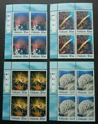 Malaysia International Year Of The Reef 1997 Coral Stamp Blk 4 Mnh See Scan