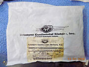 Nos Continental Part No. 10-400112-12 Kit Bend-clamp Complete Kit