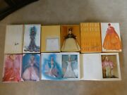 Bundle Of 76 Barbie Dolls Collector Edition Limited Edition Pink/silver Label