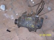 Ford 4500 Tractor Injection Pump, Lines
