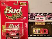 🔥lot Of 2 Mb Die-cast Vehicle Match Race Cars Mixed Cars🔥 Kelloggs And Bud