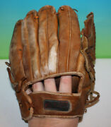 Vintage All Star Dean Chance Personal Model Glove Defect