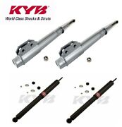 Kyb Excel-g Gr-2 Front And Rear Struts Shocks For 87-93 Ford Mustang Gt Lx 5.0l
