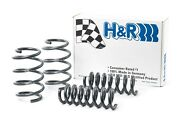 Handr 2010-2017 Mercedes Benz Mb E350 E550 Coupe W207 Lowering Drop Sport Springs