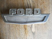 Vintage Ford Emblem Salvaged F-150 F=150 Truck Pickup Logo 61-64 As Is