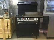 Universal Chef Commercial Range / Oven / Griddle