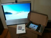 Cisco New Cts-ex90 All-in-one Hd, Ms./npp Tc7 New, Touchscreen Cisco Cts-ex60