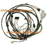 Engine Wiring Harness V8 72 Chevy Chevelle El Camino 307 350 400 402 454