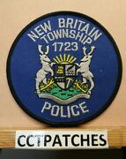 New Britain Township Pennsylvania Police Shoulder Patch Pa