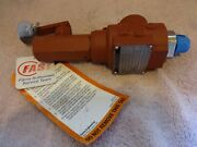 Farris Eng. Series 1890 18902-m40 Pressure Relief Valve New