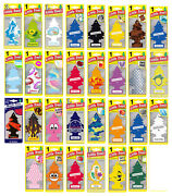 Little Trees Car Scents Wholesale Deal - Divided Packages Cool Air Fresh Aroma