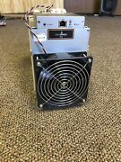 Bitmain Antminer D3 15gh/s X11 Asic Dash Miner - In Hand Fast Shipping