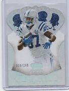 Reggie Wayne Limited Card 39 / 199 Next Day Ship After Payment