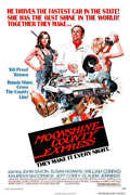 1977 Moonshine County Express Vintage Action Movie Poster Print 54x36 Big 9 Mil