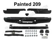 Painted 209 Rear Step Bumper Pad Hitch Bracket Assy For Tacoma Std Bed 1995-2004