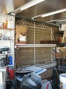 Antique Wrought-iron French Bakerand039s Rack