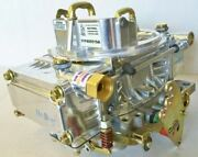 Holley Marine Carburetor Fits Chevy Engines 600 Cfm New Light Weight Aluminum