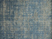 12and039x15and039 Loloi Rug Millennium Polypropylene | Polyester Blue Taupe Power-loomed T