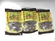 3 Bags Amber Ginger Rock Candy Made With All Natural Ginger 4.41 Oz Each Bag