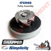 Genuine Simplicity Pulley Assembly 1733968   1733968yp   Snow Thrower