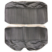 Rear Bench Seat Cover For 1970 Dart And Swinger Coupe Models. Color Black