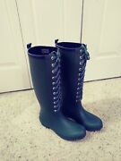 New Lemon Ladies Rain Boots.andnbsp Never Worn And Still In Box. Cheap