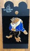Beauty And The Beast Core Pins Beast