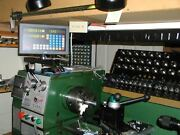 Ditron Dro Kits For Lathes 5um/.0002 2-axis/ Sizes 4 To 40 Travels