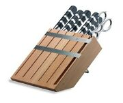 F. Dick 8197100 Wooden Knife Block With 1905 Series Knives
