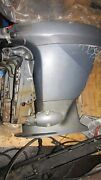 Oem 2003 And Up Yamaha F75 F90 Hp 4 Stroke Outboard Motor Midsection 20 Shaft