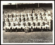 1941 Chicago Cubs Photo By The Sporting News Publishing Company