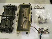 Mercury Optimax Outboard Intake And Reeds Off A 90hp 2008 Motor