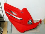 04 Honda Goldwing Gl1800a Front Cover Cowl Fairing And Headlight Assy 64216-mca