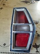 Passenger Right Tail Light Station Wagon Fits 72-75 Pinto