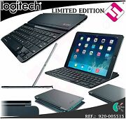 Keyboard Logitech 920-005515 For Apple Ipad Air Wireless Bluetooth Drums