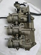 Yamaha Outboard F2254 Stroke Port And Starb Intake Manifolds 69j-1375a-00-00