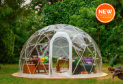 New Bubble Tent Garden Igloo Plant Geodesic Dome Walk In Greenhouse Gazebo Party