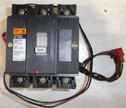 New Merlin Gerin Ce104na Molded Case Switch 100 Amp W/ Auxiliary Sw. Shunt Trip