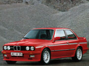 Bmw 3 Series E30 Coupe Hartge Style Decals