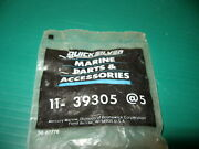 Quicksilver Mercury Mariner Outboard 39305 Stainless Steel Cap Nut New Oem